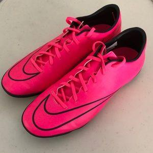 Nike Mercurial Indoor Soccer boots men's size 9.5